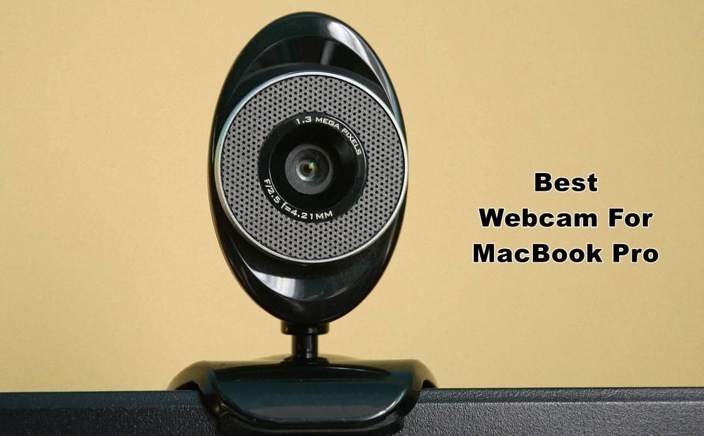 best webcam for macbook pro m1